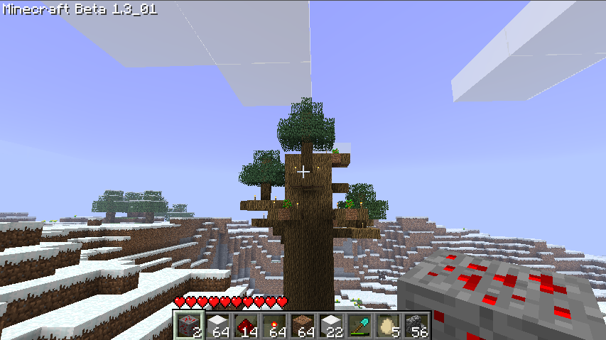 Super Tree From a Distance